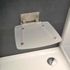 Сиденье для Душевой Ravak OVO-B-CLEAR, B8F0000015