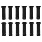 Комплект ножек (12шт) Eger и креплений лицевой панели для поддонов 70(100)*100 и 80*120