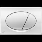 Кнопка управления смывом AlcaPlast, хром, M71 590X390X240