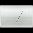 Кнопка управления Смывом ALCAPLAST M171 590X390X240, хром